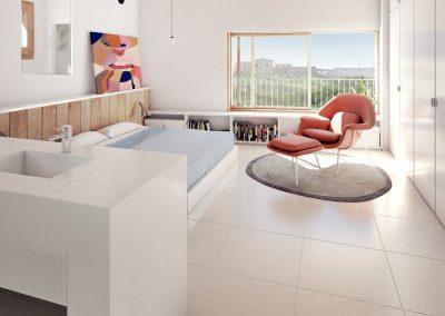 Master Bedroom Casa D