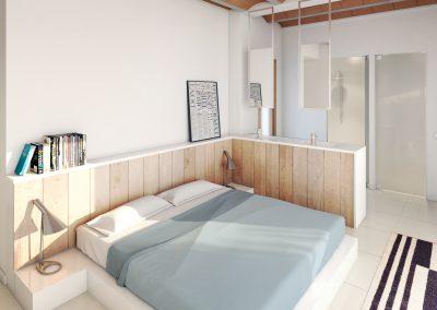 Master Bedroom Casa A